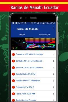 Radios de Manabi screenshot 3