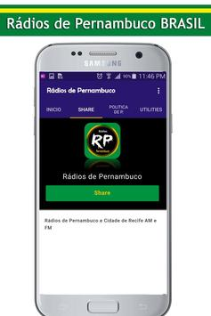 Radios de Pernambuco apk screenshot