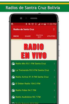 Radios de Santa Cruz Bolivia screenshot 3