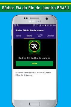 Radios FM do Rio de Janeiro apk screenshot