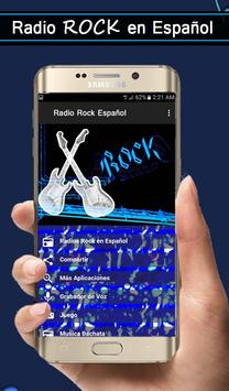 Radio Rock Spanish screenshot 3