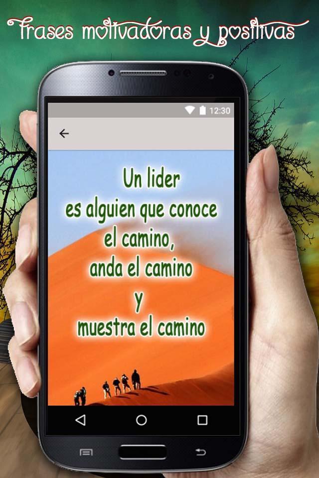 Frases Motivadoras Y Positivas For Android Apk Download