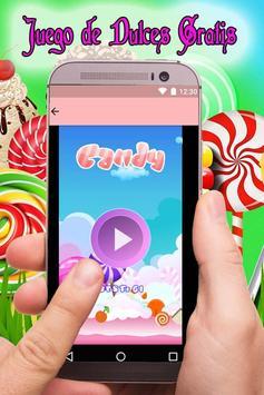Juego de Candy Gratis apk screenshot