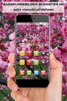 Bakgrunnsbilder blomster hd 2018 til telefon screenshot 1