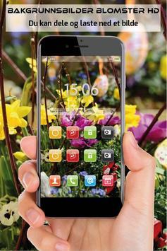 Bakgrunnsbilder blomster hd 2018 til telefon screenshot 3