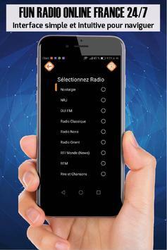 Fun radio en direct gratuit, France radio stations screenshot 3