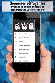 Sonneries effrayantes sonneries gratuite telephone screenshot 4
