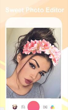 Sweet Selfie & Filtre Camera & Beauty Camera poster