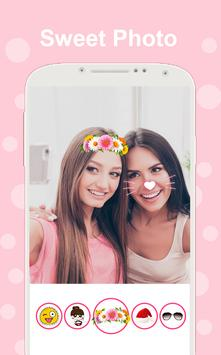 Candy Selfie - Photo Editor - filtre camera 2018 poster