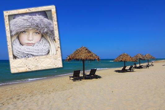 Beautiful Beach Photo Frames screenshot 3