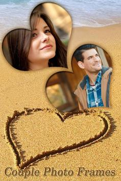 Cool Couple Photo Frames poster