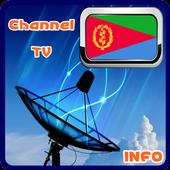 Channel TV Eritrea Info icon