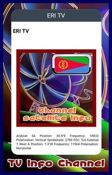 Channel TV Eritrea Info screenshot 1
