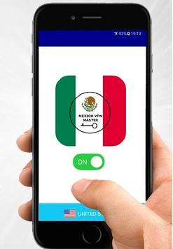 Mexico VPN Free poster