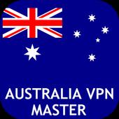 Australia VPN icon