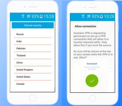 Kazakhstan VPN Free screenshot 1