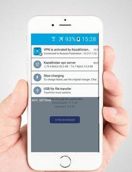 Kazakhstan VPN Free screenshot 2