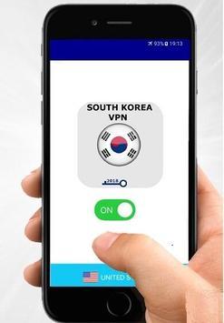 Korea VPN poster