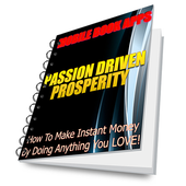 Passion Driven Prosperity icon