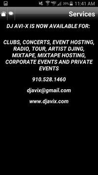 DJ AVI-X screenshot 1