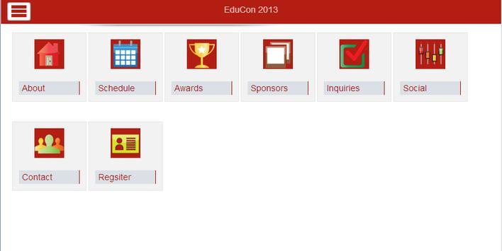 EduCon 2013 apk screenshot