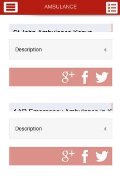 Find A Doctor- Kenya apk screenshot