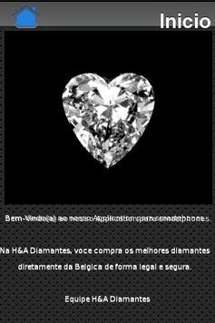 H&A Diamantes poster