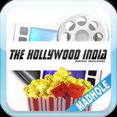 The Hollywood India - Madhole icon