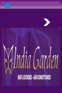 India Garden poster