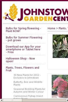 Johnstown Garden Centre apk screenshot
