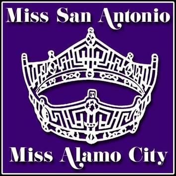 Miss San Antonio Organization poster