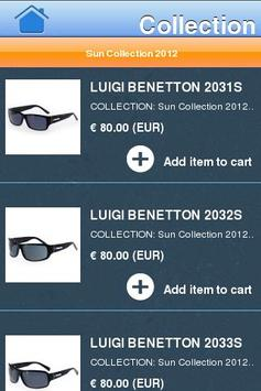 Sunglasses shop poster