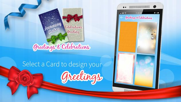 Greeting card maker apk download free social app for android greeting card maker apk screenshot m4hsunfo
