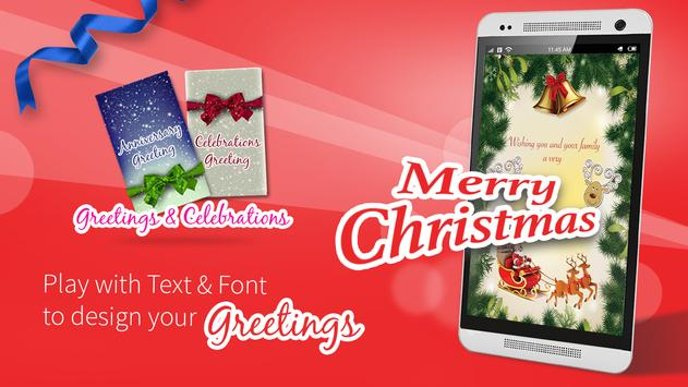 greeting card maker apk screenshot
