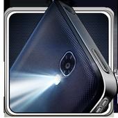 Bright LED Flashlight Plus icon