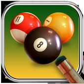 Snooker Screen Lock icon