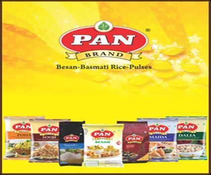 PAN Brand poster