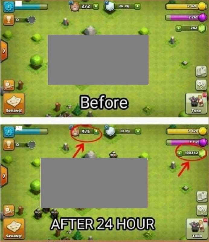 clash of clans hack gems download pc