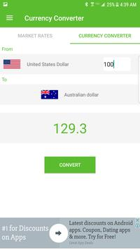 Live Currency Converter apk screenshot