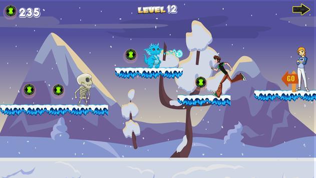 Super Ben Run screenshot 1