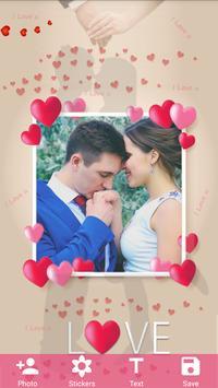 Love Photo Frames Editor - Greetings screenshot 5