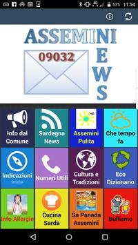 Assemini News poster