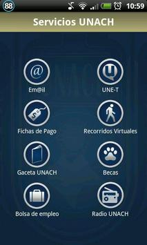 UNACH MOVIL apk screenshot