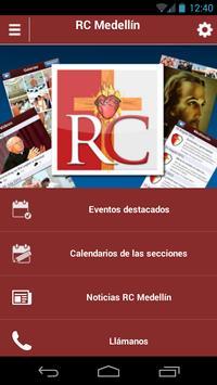 RC Medellín poster