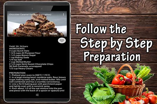 Tasty food recipes descarga apk gratis comer y beber aplicacin tasty food recipes captura de pantalla de la apk forumfinder