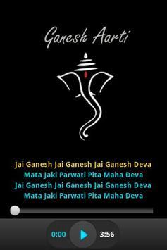 Ganesh Aarti poster