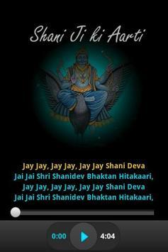 Shani Aarti - Audio & Lyrics poster
