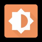 Brightness Slider Control icon