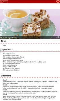 Cake Recipes screenshot 1