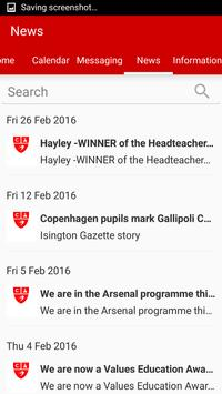 Copenhagen Primary School apk screenshot